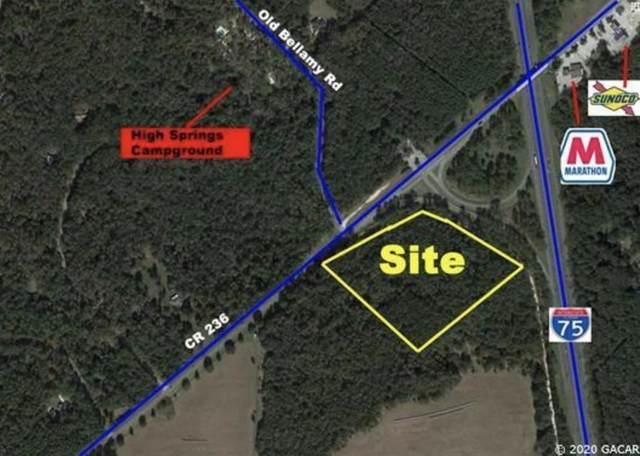 NW Cr 236, High Springs, FL 32643 (MLS #214097) :: Bridge City Real Estate Co.