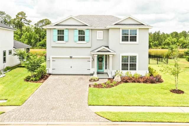 518 Aventurine Ave, St Augustine, FL 32086 (MLS #214121) :: Noah Bailey Group