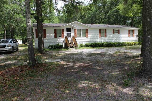 4503 SW 84th Trail, Lake Butler, FL 32054 (MLS #214134) :: Noah Bailey Group