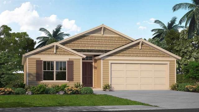 47 Evora Ct, St Augustine, FL 32084 (MLS #214143) :: The Newcomer Group