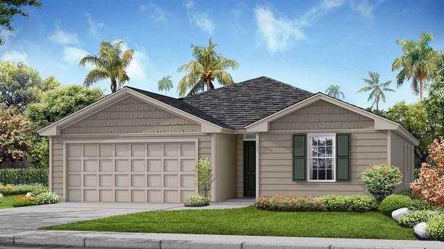 55 Evora Ct, St Augustine, FL 32084 (MLS #214144) :: The Newcomer Group