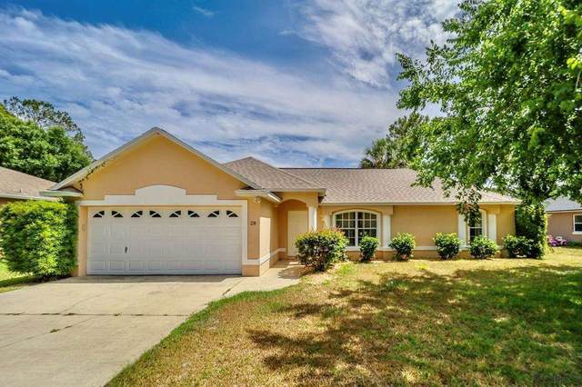 28 Panei Lane, Palm Coast, FL 32164 (MLS #214163) :: Bridge City Real Estate Co.