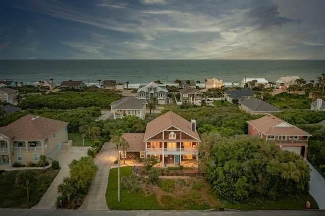128 Beachside Dr, Ponte Vedra Beach, FL 32082 (MLS #214173) :: Noah Bailey Group