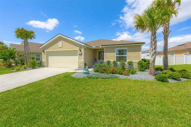 68 Amia Dr, St Augustine, FL 32086 (MLS #214191) :: 97Park
