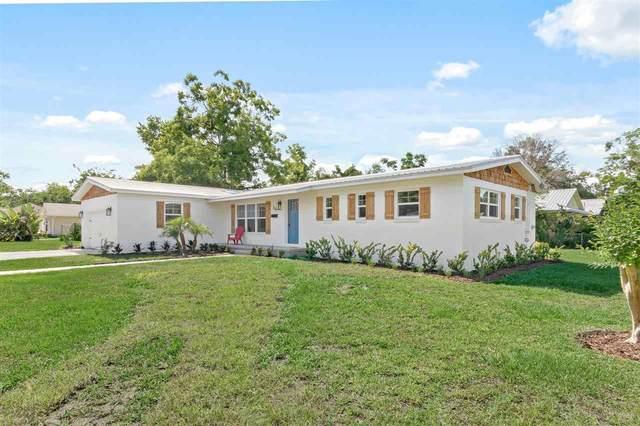60 Julia Street, St Augustine, FL 32084 (MLS #214194) :: 97Park
