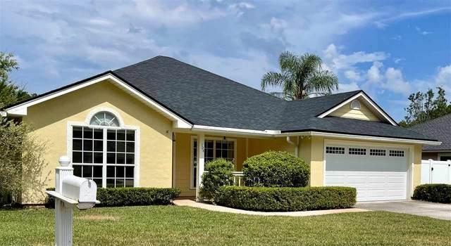 504 Magnolia Garden Court, St Johns, FL 32259 (MLS #214208) :: CrossView Realty