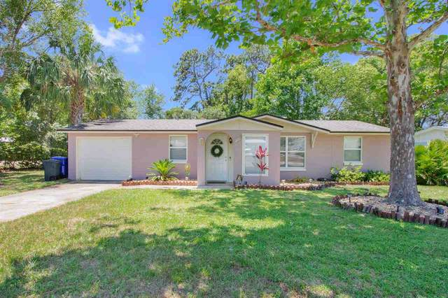 911 Viscaya Blvd, St Augustine, FL 32086 (MLS #214215) :: Noah Bailey Group