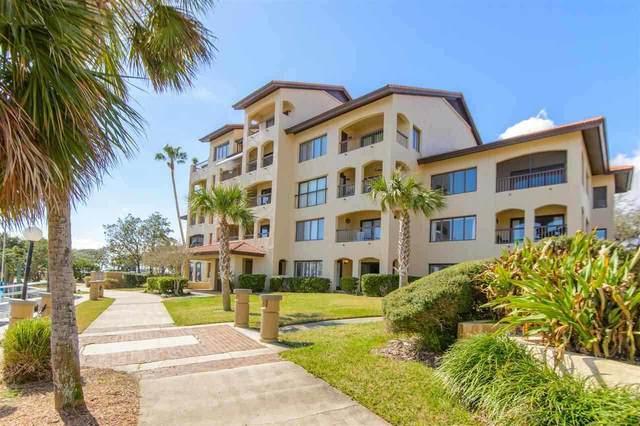 3106 Harbor Dr. #106, St Augustine, FL 32084 (MLS #214217) :: Olde Florida Realty Group
