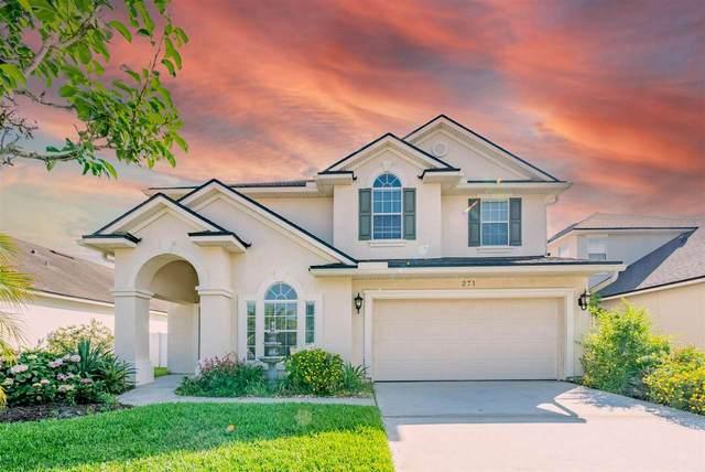 271 Casa Sevilla Avenue, St Augustine, FL 32092 (MLS #214221) :: Keller Williams Realty Atlantic Partners St. Augustine