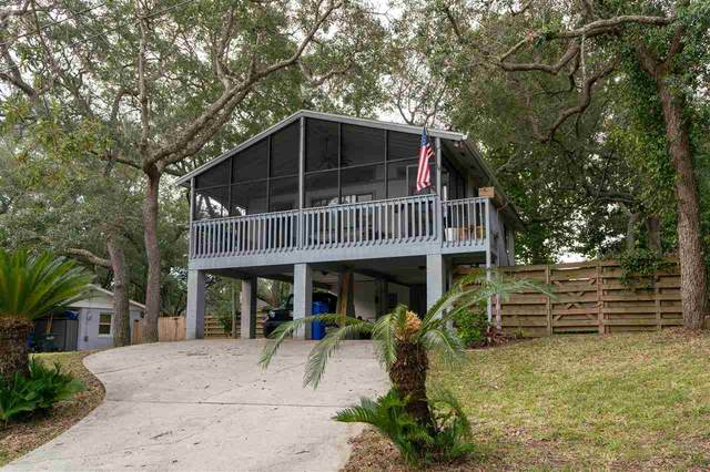 320 Saint Augustine South Dr, St Augustine, FL 32086 (MLS #214234) :: Noah Bailey Group