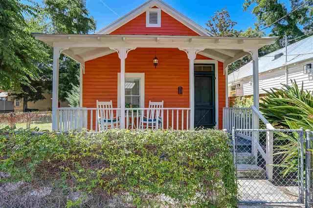 92 De Haven St, St Augustine, FL 32084 (MLS #214248) :: Noah Bailey Group