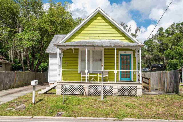 32 Masters Drive, St Augustine, FL 32084 (MLS #214265) :: The Collective at Momentum Realty