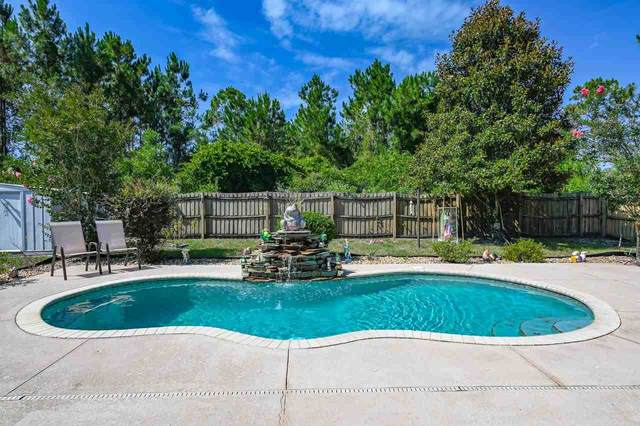 6 Buffalo Bill Pl, Palm Coast, FL 32137 (MLS #214275) :: Bridge City Real Estate Co.