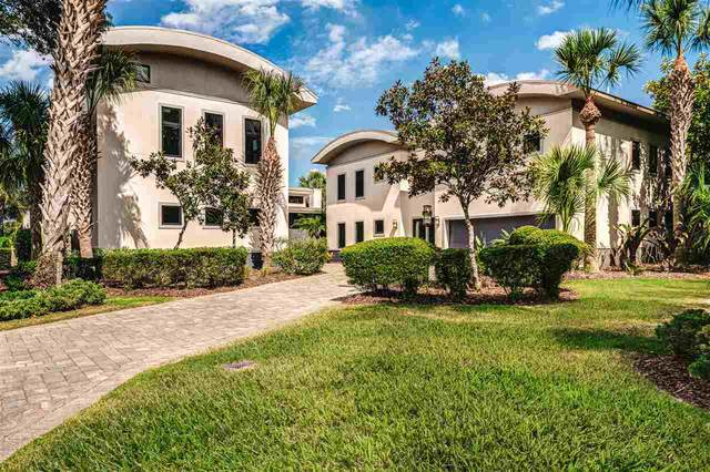 9 Flagship Ct, Palm Coast, FL 32137 (MLS #214285) :: The Newcomer Group