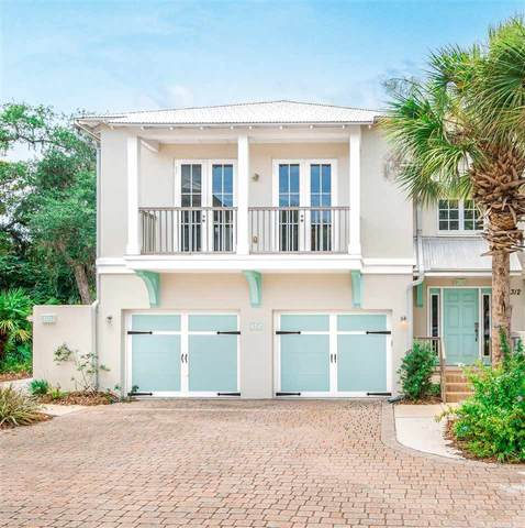 312 High Tide Drive #201, St Augustine, FL 32080 (MLS #214295) :: The Collective at Momentum Realty