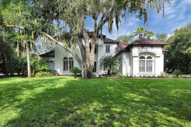 142 Marshall Creek Dr, St Augustine, FL 32095 (MLS #214299) :: 97Park