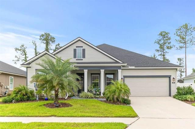 516 Montiano Cir, St Augustine, FL 32084 (MLS #214304) :: CrossView Realty