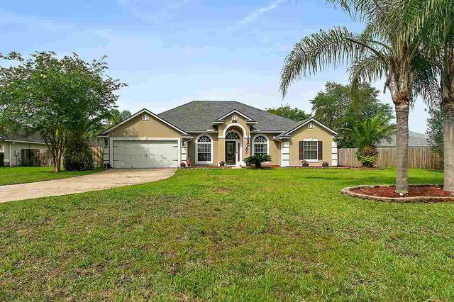 505 Sky Ridge Ct, St Augustine, FL 32092 (MLS #214314) :: MavRealty