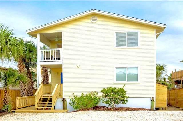 17 Corunna St, St Augustine, FL 32084 (MLS #214315) :: Noah Bailey Group