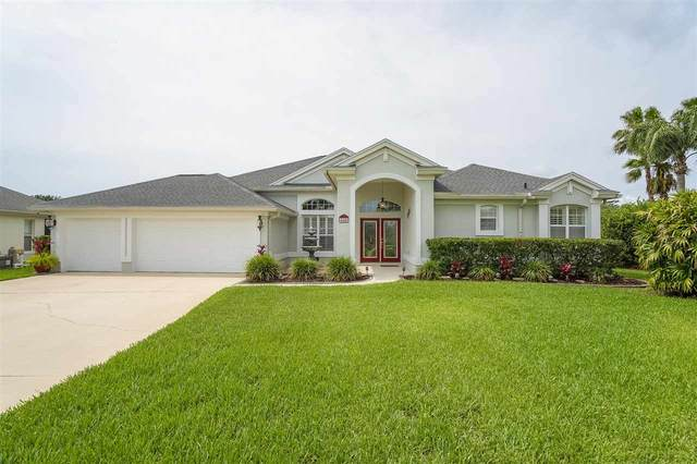 440 San Nicolas Way, St Augustine, FL 32080 (MLS #214327) :: The Impact Group with Momentum Realty