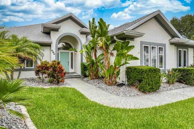 521 Turnberry Lane, St Augustine, FL 32080 (MLS #214342) :: Bridge City Real Estate Co.