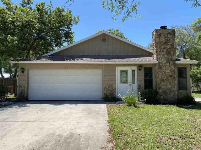 136 Bonita Rd, St Augustine, FL 32086 (MLS #214350) :: The Newcomer Group