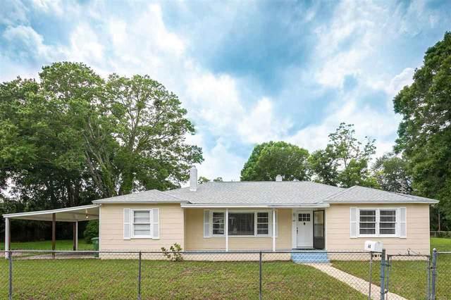 44 Florida Ave, St Augustine, FL 32084 (MLS #214352) :: 97Park