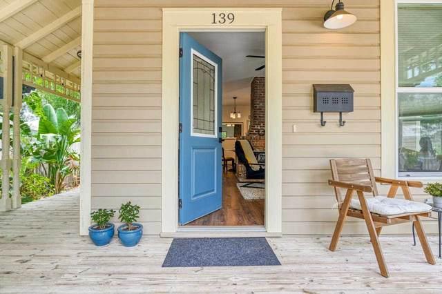 139 Oneida Street, St Augustine, FL 32084 (MLS #214355) :: 97Park