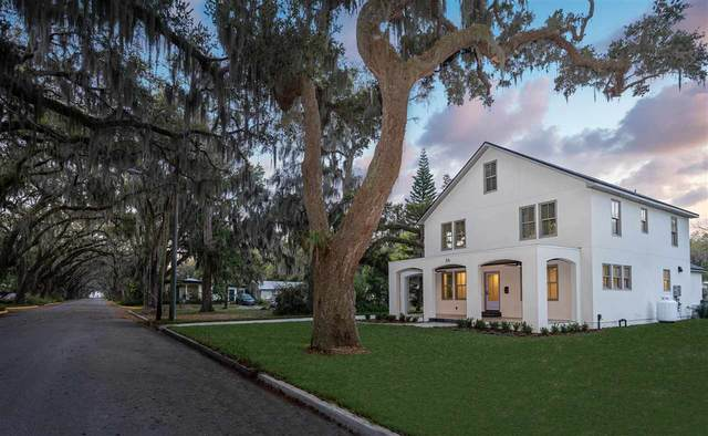 36 and 34 Magnolia Ave, St Augustine, FL 32084 (MLS #214358) :: 97Park