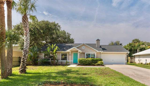 121 15th Street, St Augustine Beach, FL 32080 (MLS #214372) :: The Impact Group with Momentum Realty