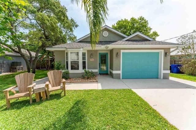 5436 5th Street, St Augustine, FL 32080 (MLS #214381) :: Noah Bailey Group