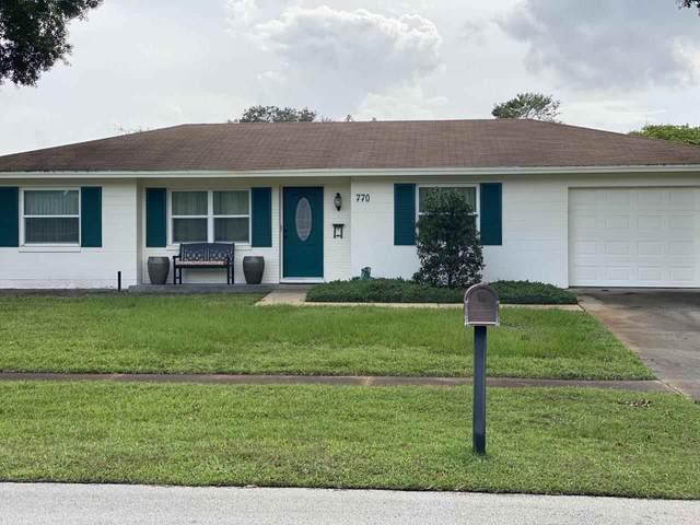 770 Medina Ave, St Augustine, FL 32086 (MLS #214392) :: Bridge City Real Estate Co.