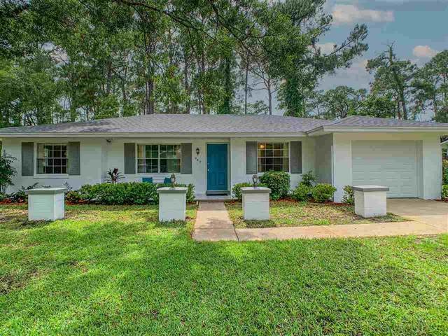 949 Espinado Ave, St Augustine, FL 32086 (MLS #214405) :: Olde Florida Realty Group