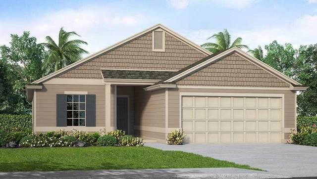 21 Egrets Landing Ln, St Augustine, FL 32092 (MLS #214417) :: The Newcomer Group