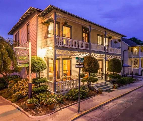 70 Cuna Street, St Augustine, FL 32084 (MLS #214421) :: Better Homes & Gardens Real Estate Thomas Group