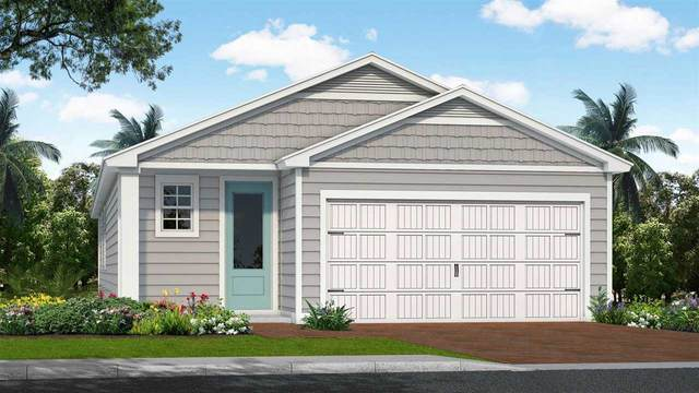 162 Creekmore Dr, St Augustine, FL 32092 (MLS #214423) :: The Newcomer Group