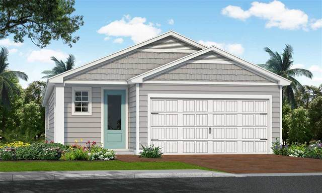 166 Thornley Ln, St Augustine, FL 32092 (MLS #214425) :: The Newcomer Group