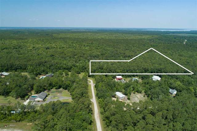 0 Cr 208, St Augustine, FL 32092 (MLS #214431) :: The Newcomer Group