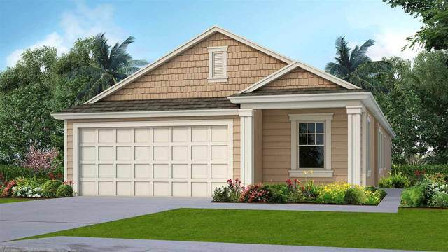 313 Caminha Rd, St Augustine, FL 32084 (MLS #214438) :: The Impact Group with Momentum Realty