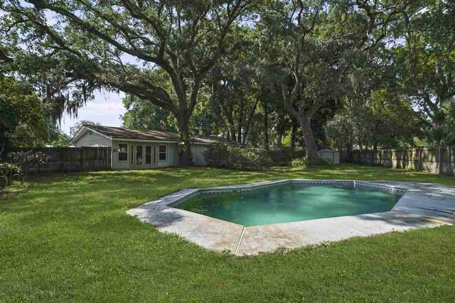 1925 Tanglewood Rd, Jacksonville Beach, FL 32250 (MLS #214446) :: Bridge City Real Estate Co.