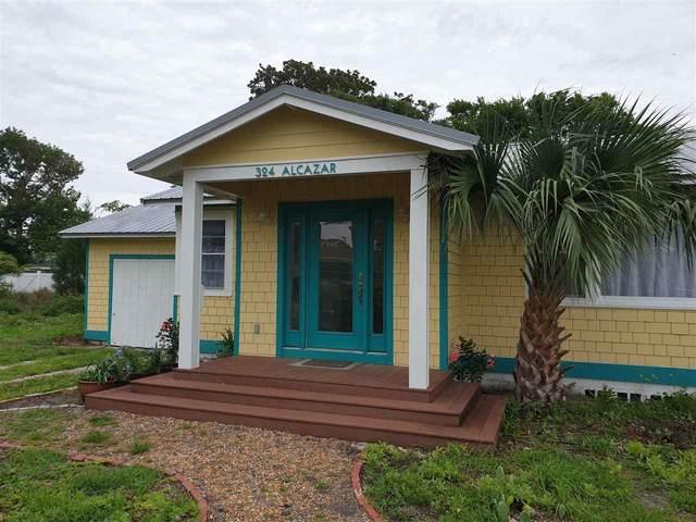 324 Alcazar, St Augustine, FL 32080 (MLS #214458) :: Bridge City Real Estate Co.