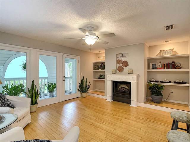 200 16th Street, #204B & Garage #6, St Augustine Beach, FL 32080 (MLS #214462) :: Olde Florida Realty Group