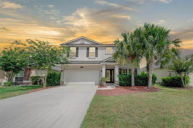 574 Glendale Lane, Orange Park, FL 32065 (MLS #214529) :: CrossView Realty