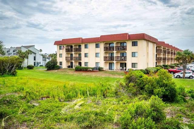 880 A1a Beach Blvd #3125, St Augustine, FL 32080 (MLS #214534) :: Bridge City Real Estate Co.
