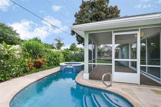 1008 Windward Way, St Augustine, FL 32080 (MLS #214551) :: Olde Florida Realty Group