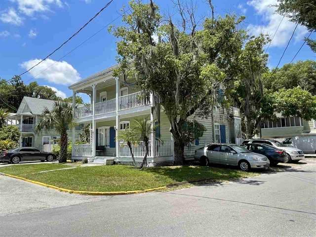 30 & 32 Sanford & 111/113 Cedar+, St Augustine, FL 32084 (MLS #214567) :: Better Homes & Gardens Real Estate Thomas Group