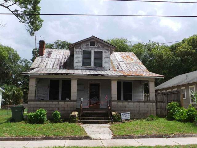 11 Everett St., St Augustine, FL 32084 (MLS #214577) :: The Collective at Momentum Realty