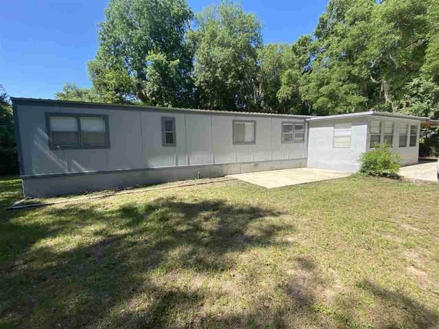 455 Deerfield Rd, St Augustine, FL 32095 (MLS #214623) :: The Newcomer Group