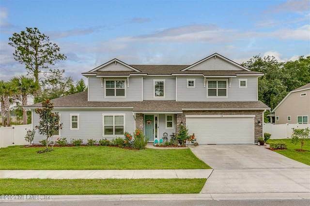 28 Moultrie Creek Circle, St Augustine, FL 32086 (MLS #214640) :: Olde Florida Realty Group