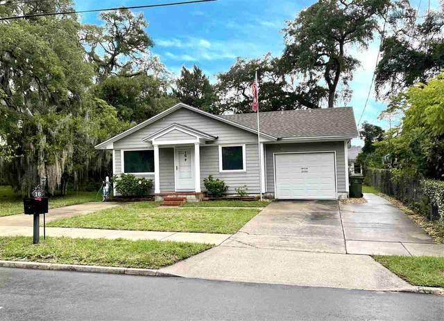 16 Anderson St, St Augustine, FL 32084 (MLS #214645) :: Noah Bailey Group